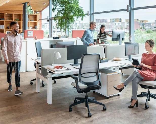 L'avenir des espaces de travail