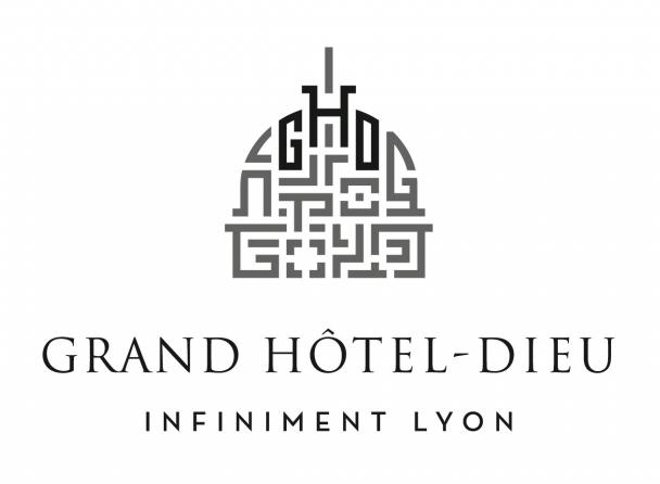 Logo grand hotel dieu