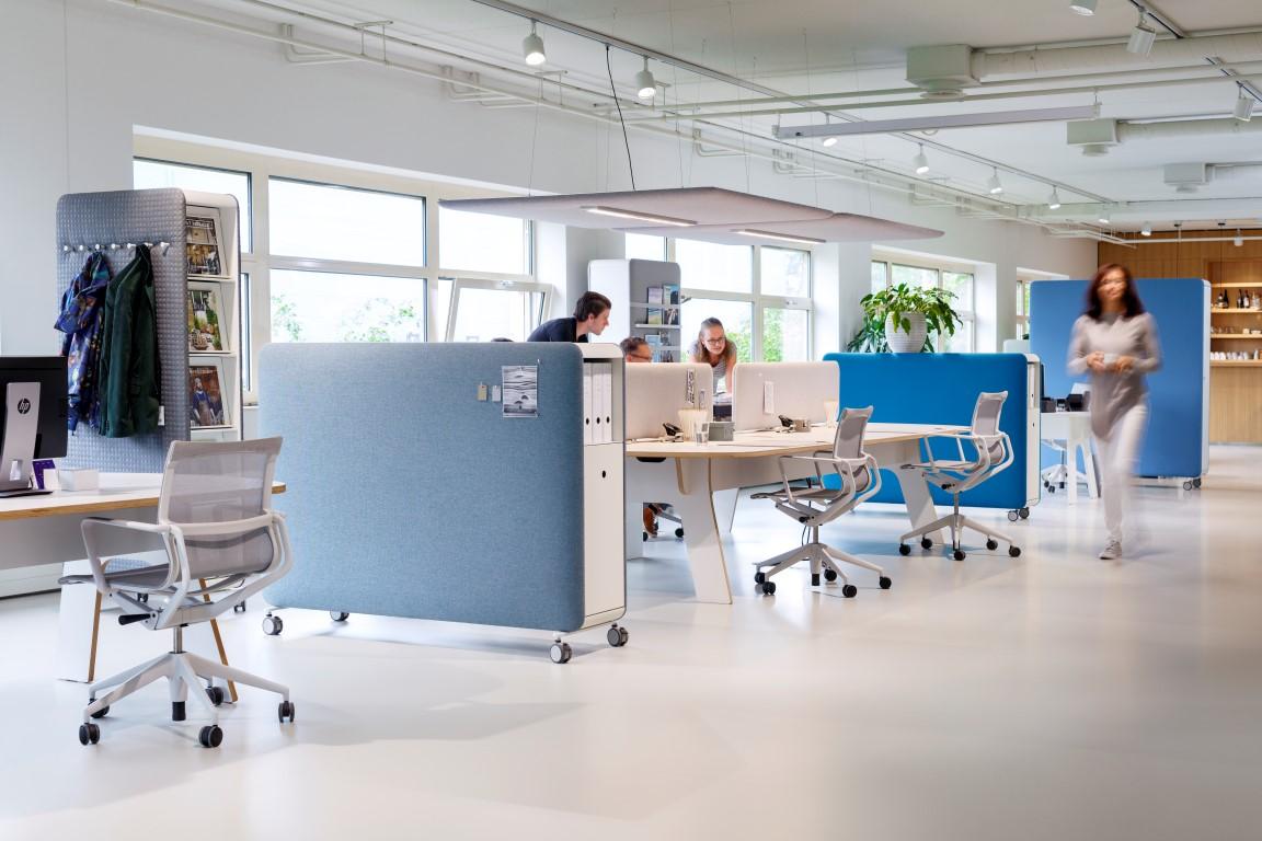 Acoustique mobilier de bureau Lyon