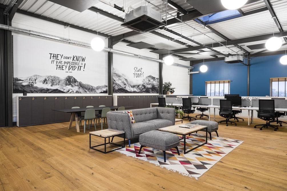 Mobilier d'espaces de travail