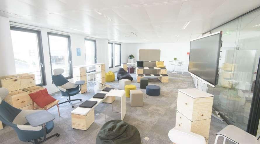 Aménagement mobilier EM Lyon