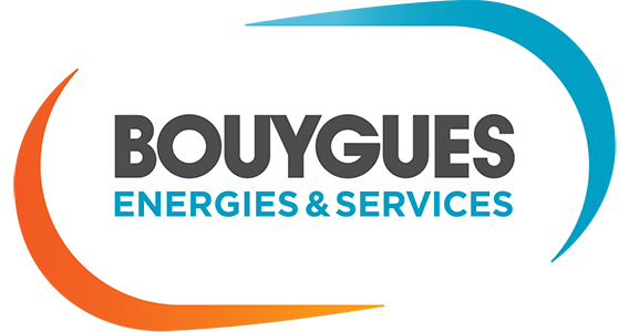 logo Bouygues énergies & services