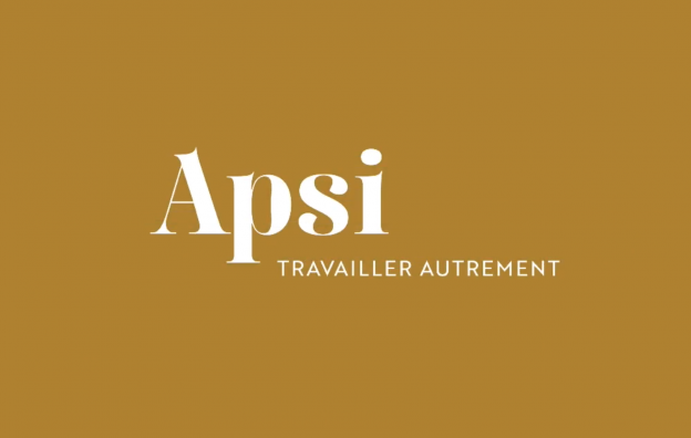 Apsi logo mobilier de bureau