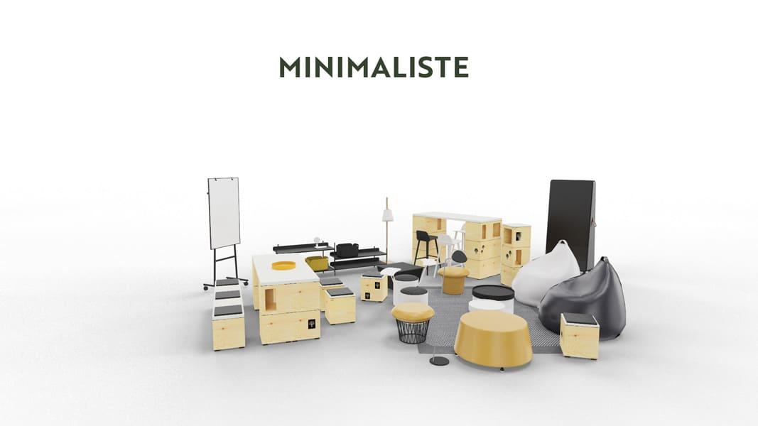 Créativité Minimaliste