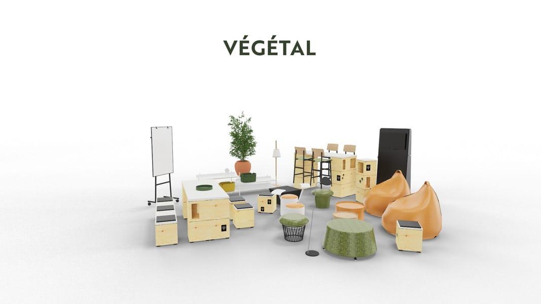 Créativité Végétal