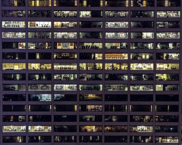 L'évolution des espaces de travail