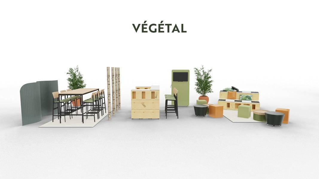 Stand Végétal