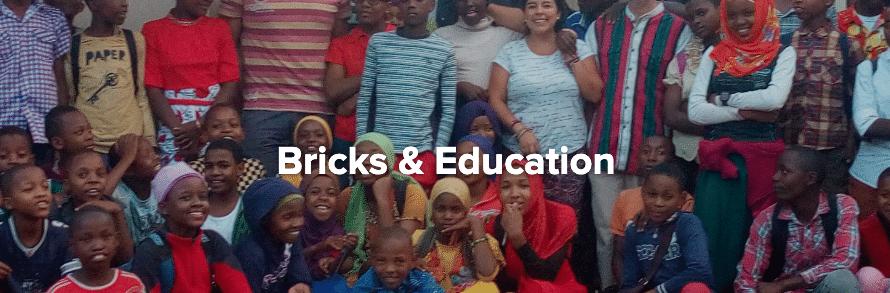 Apsi est intervenu afin de soutenir financièrement Bricks & Education