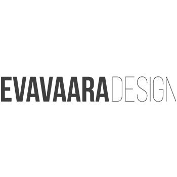 logo evavaara design