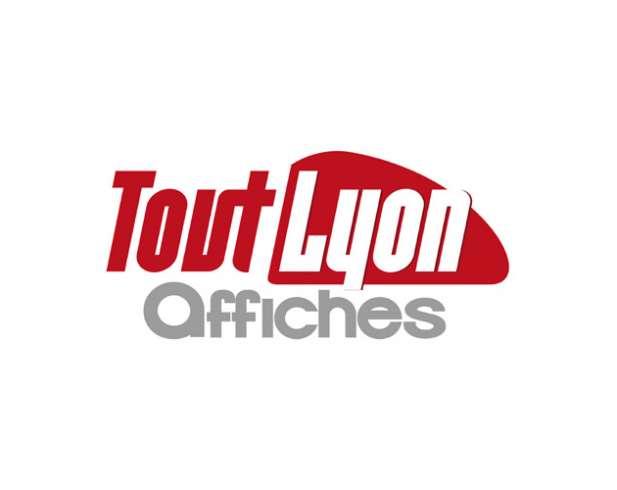 Logo Tout Lyon Affiches