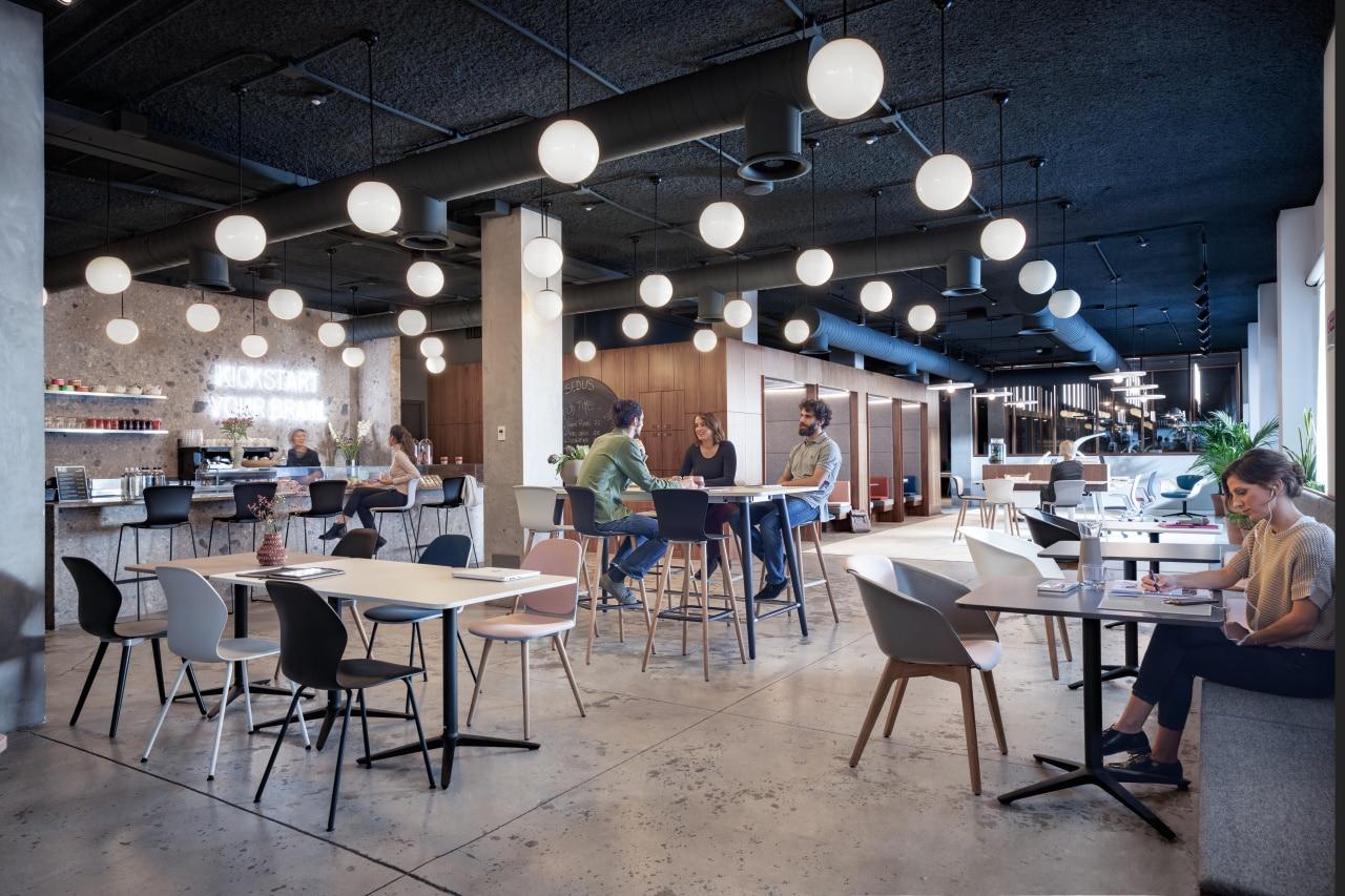Nwow correspond aux environnements de travail en mouvement