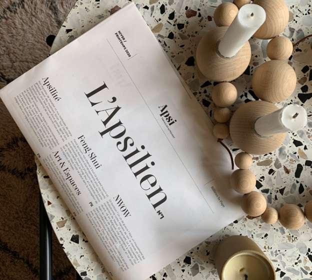 Le journal de l'Apsilien