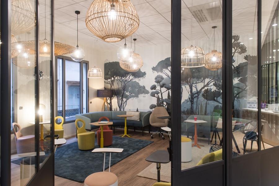 salle de réunion innovante