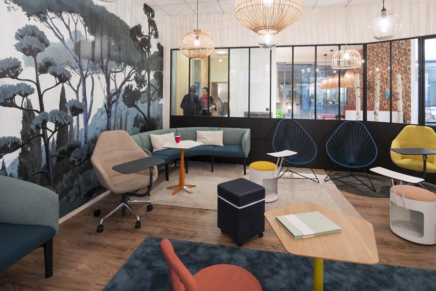 salle de réunion innovatrice